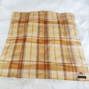 Burberry Vintage Pocket Scarf Handkerchief